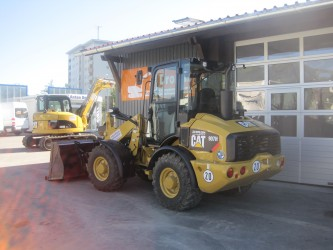 Radlader CAT 907 H